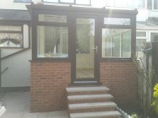 Conservatories and extensions are our speciality