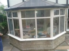 Conservatories are a speciality for Kev Winters Builders