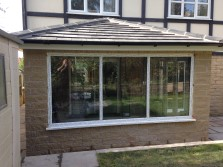 Kev Winters Builders specialise in conservatories, annexes, outbuildings and extensions
